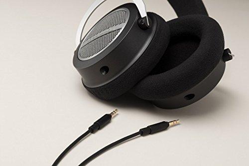 beyerdynamic Amiron home Over-Ear Stereo-Kopfhörer in anthrazit. Offene Bauweise, steckbares Kabel, High-End - 9