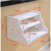 Decodificadores Racks de Punch salón Tv pared partición decorativos dormitorio cajas de almacenamiento Routers,Set-Top Box
