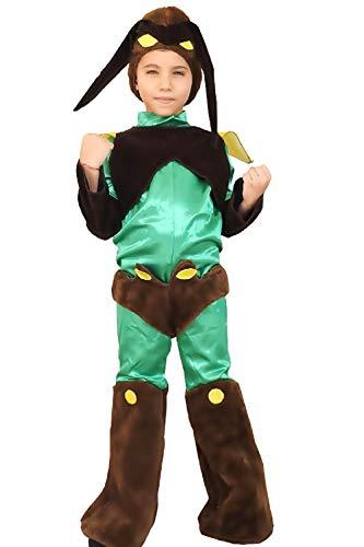 Inception pro infinite ( taglia xl: 9 - 10anni ) costume - gormiti grandalbero - bambini - ragazzi - idea regalo - travestimento - carnevale - halloween -