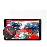 atFolix Schutzfolie passend für Blaupunkt Atlantis 1001A / 1010A Folie, entspiegelnde & Flexible FX Bildschirmschutzfolie (2X)