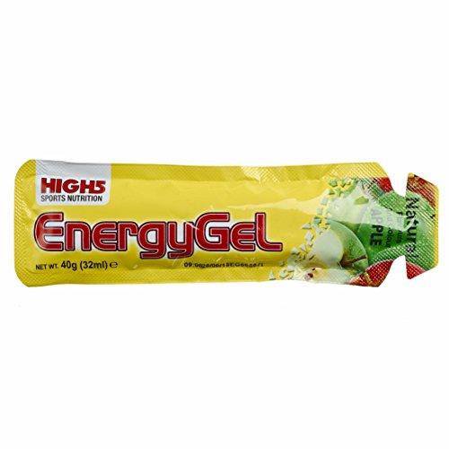 High5 Energy Gel Apple - Pack of 10x40g Gels -