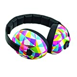 Baby Banz earBanZ Infant Hearing Protection, Geo Print, 3+ Months by Baby Banz