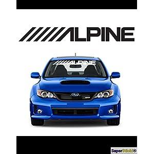 Aufkleber Auto Tuning Windschutzscheibe Deine Auto Teilede