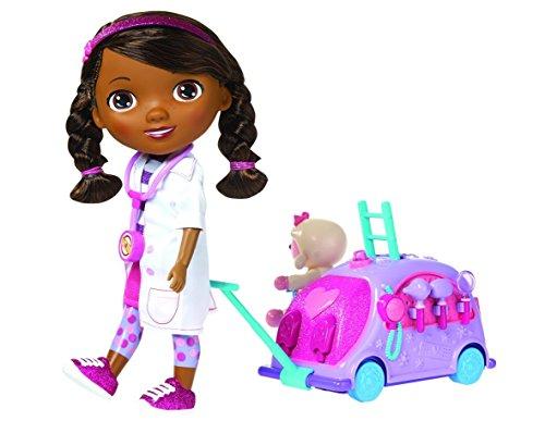 Docteur La Peluche 5738 Puppe mit Krankenwagen und Zubehör Preisvergleich