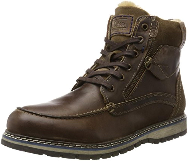 s.Oliver Herren 16214 Combat Bootss Oliver Herren 16214 Combat Boots Billig und erschwinglich Im Verkauf