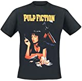 Pulp Fiction Poster T-Shirt Nero XL