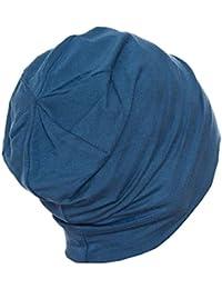 Damen & Herren Haus-Beanie Aus Baumwolle Kappen Für Haarverlust, Krebs, Chemo - Schlafmütze