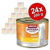 Animonda Integra Protect Niere Huhn 24 x 200g Nassfutter für Katzen