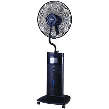 CFG Ventilatore Nebulizzatore Libeccio 49 Mist Fan 300 Watt Ev062 da Esterno