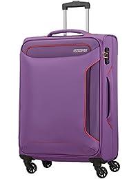 American Tourister Holiday Heat Spinner 67/24, 66 L - 3.2 KG Equipaje de mano, 67 cm, liters, Morado (Lavender Purple)
