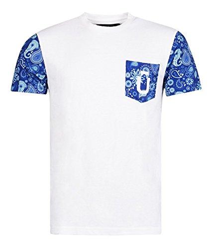 T-Shirt Unkut Indie Blanc