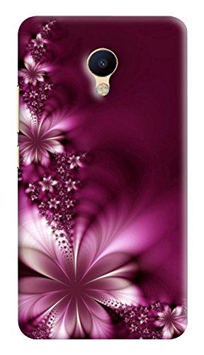 Meizu M3s Designer Printed Back Cover Case (For Meizu M3s) (Print81)