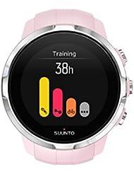 Suunto Spartan Sport GPS-Uhr, für Multisport-Athleten, 10 Std. Akkulaufzeit, Wasserdicht, Farbtouchscreen