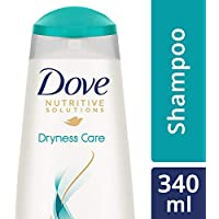 Dove Dryness Care Shampoo, 340 ml