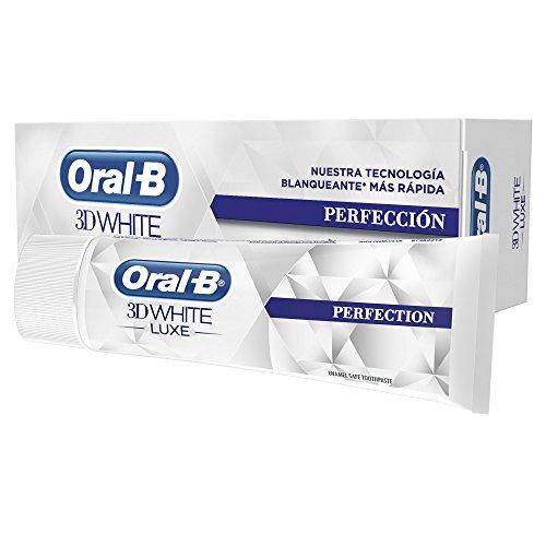 Oral-B 3D White Luxe Perfección Pasta Dentífrica