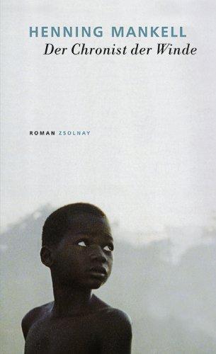 Buchseite und Rezensionen zu 'Der Chronist der Winde: Roman' von Henning Mankell