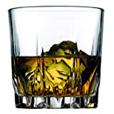 #1: Pasabahce Whisky Glass,300 ml,Set of 6