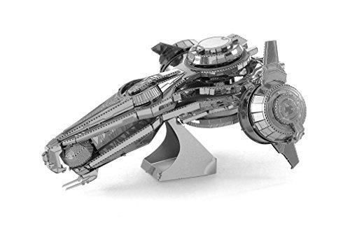Metal Earth-5061295-Maqueta 3D-Halo-Forerunner Phaeton-2Piezas