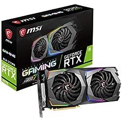 MSI GeForce RTX 2070 Gaming 8G - Tarjeta gráfica (8 GB, GDDR6, 256 bits, 7680 x 4320 Pixeles, PCI Express x16 3.0)