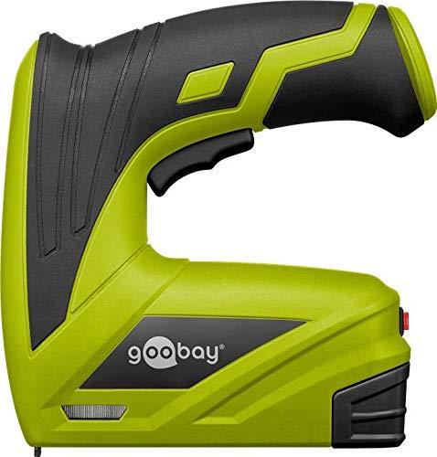 Goobay 55599 Agrafeuse Électrique, 3.6V