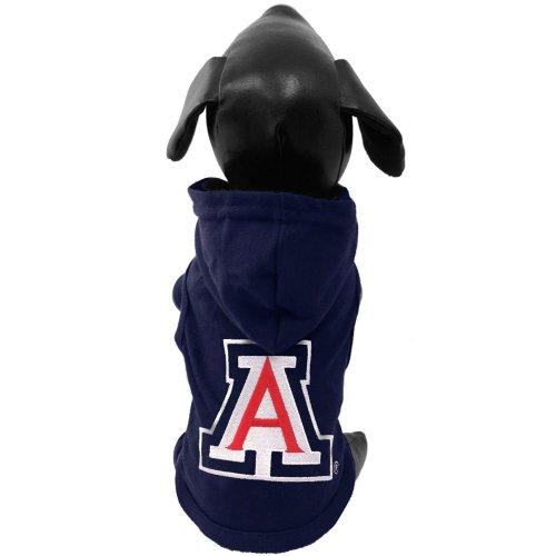 All Star Dogs NCAA Arizona Wildcats Kapuzenshirt aus Baumwolle/Lycra, Herren, Navy, Large
