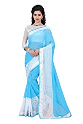 Vatsla Enterprise Women's Silk Saree (BHAGALPURINEW_Multi Colour)