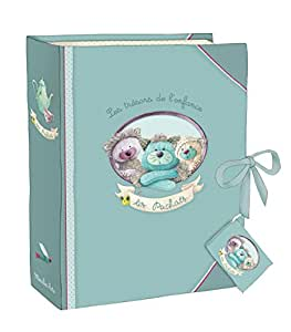 Moulin Roty - Coffret Naissance Les Pachats 29x 23xcm
