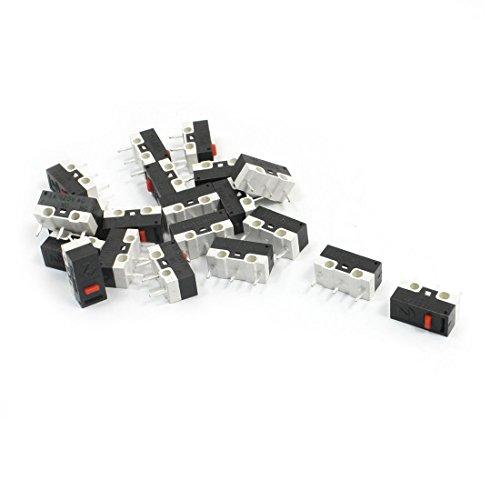 Kurzzeit 20Teile SPDT Aktion Taster Micro Mini Schalter Limit - - Limit Teil