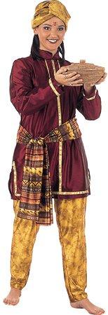 Kostüm für Erwachsene, Größe M (MA218) (Fischer Kostüm)