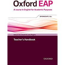 Oxford EAP : Teacher's Book, w. DVD-ROM and Audio-CD (English for Academic Purposes)