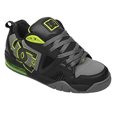 Dc Shoes - Shoes Skate Homme Cortex - Taille:43 - Black Soft Lime