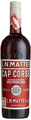 L.N. Mattei Cap Corse Grande Reserve Quinquina Rouge