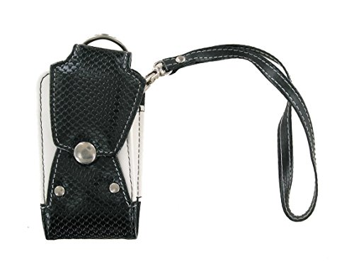 xentris-34-1332-01-tg-universal-slim-fashion-rugged-pouch-with-wrist-strap-black-and-white