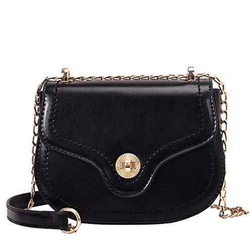 Damen Umhängetasche Taschen Shoulder Bag Handtasche Schultertasche Satchel handbag Rucksack,Allzweck Small Square Bag Single Schulter Messenger Bags (Lila Fossil Handtaschen)