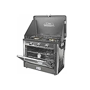 41smEN1MDqL. SS300  - Kampa Roast Master Double Gas Hob & Oven
