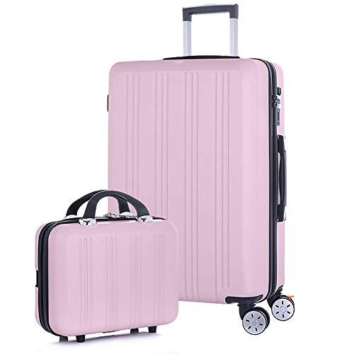 JOLLY Trolley Koffer Gepäckträger Universal Radmutter Multifunktions Große Kapazität Passwort Travel Box Kratzfest (größe : 20 Inches)