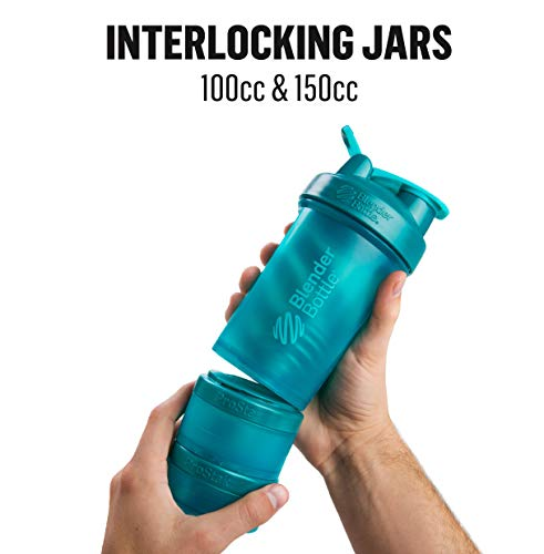 Blender Bottle Prostak Shaker - 4