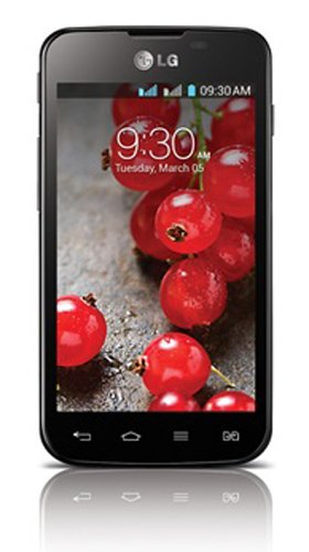 LG Optimus L5 II E455 (Dual SIM, Black)