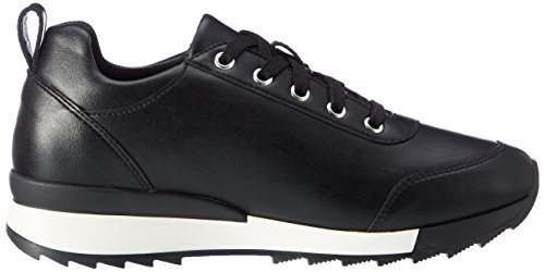 Love Moschino Damen W.Sneakers Mehrfarbig (Black/Nickel)
