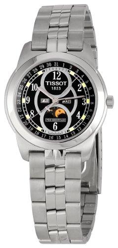 Orologio Tissot Uomo T0124231105200 Al quarzo (batteria) Acciaio Quandrante Multicolor Cinturino Acciaio