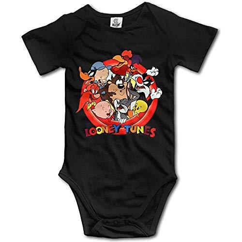 nes Bugs Bunny Baby Girl/Boy Short Sleeve Jumpsuit 12Months ()