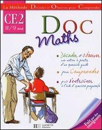 Doc Maths CE2 8/9 ans