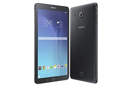 Samsung Galaxy Tablet E SM-T561NZKAINS (9.6 inch, 8GB, Wi-Fi+3G+Voice Calling), Metallic Black.