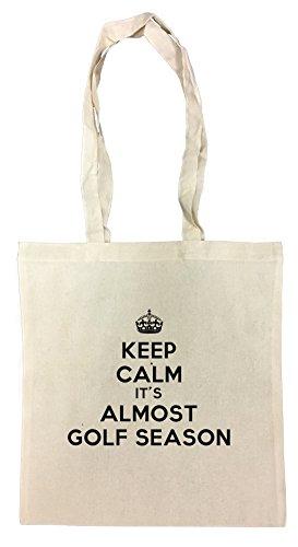 keep-calm-its-almost-golf-season-baumwoll-einkaufstasche-wiederverwendbar-cotton-shopping-bag-reusab