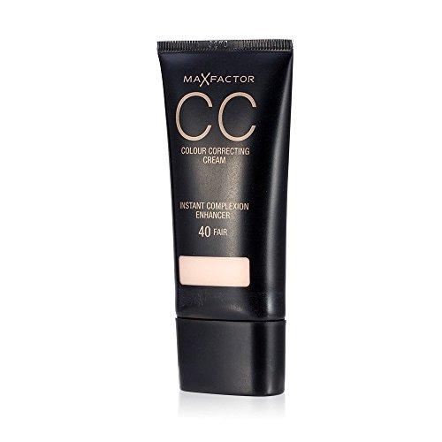 2 x Max Factor CC Colour Correcting Cream SPF10 30ml Sealed - 40 Fair (Natürlichen Spf10)