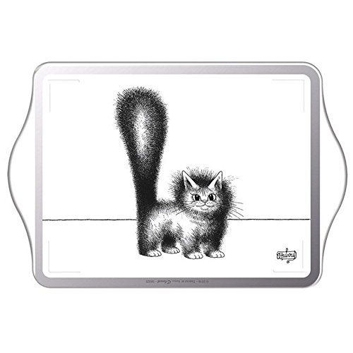 Editions Clouet 58325 - Mini Plateau Chats de Dubout - Chat Mignon