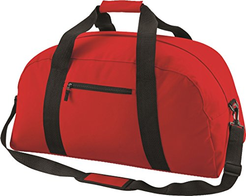 BagBase Classic Holdall 1er Pack Classic Red