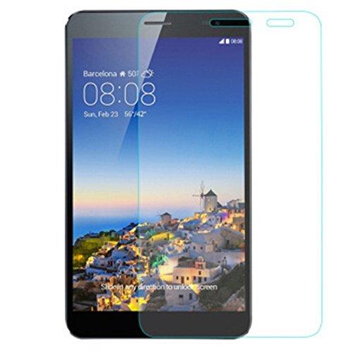 König-Shop Handy-Hülle für Huawei MediaPad X1 / X2 Bildschirmschutzfolie 9H Verb&glas Panzer Schutz Glas Schutzfolie Kratzschutz Screen Protector Tempered Glas