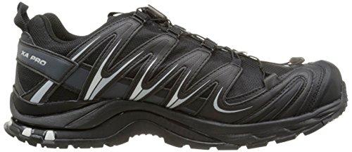 Salomon  XA PRO 3D GTX, Chaussures de Trail femme Multicolore (Black/Asphalt/On)