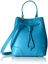 Furla Stacy Womens Handbag (Turchese)